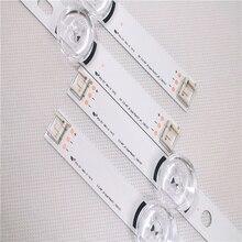 10 Cái/bộ LED Lưng LG Thứ I Dây Thay Thế Cho LG 49LB5500 LC490DUE Innotek Drt 3.0 49 Một B 6916L 1788A 1789A 1944A 1945A