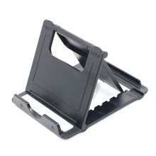 New Brief Design Universal Desk Tablet PDA Stand Holder Foldable Adjustable Smartphone Tablet Stand For iPad(China)