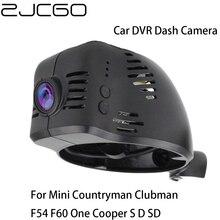 Car DVR Registrator Dash Cam Camera Wifi Digital Video Recorder for Mini Countryman Clubman F54 F60 One Cooper S D SD sd dvr high resolution digital video recorder for fpv system