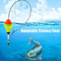 EVA Automatic Fishing Float Portable Pesca Carp Fishing Bobber Fishing Tackle Tools Professional Fish Accessories|Fishing Float| |  -