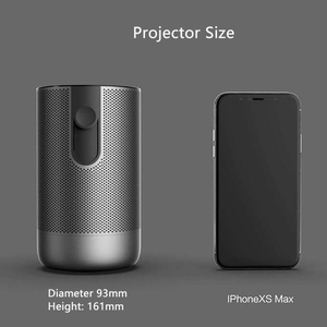 Smartldea D29 native1920x1080 Full HD проектор Android 7,0 (2 ГБ + 16 Гб) 5g Wi-Fi проектор dlp поддержка 4K 3D зум Видео Beamer
