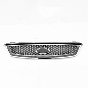 Image 4 - Car Front Bumper Grille Below Grill for Ford Focus 2005 2006 2007 2008 Auto Lower Grill