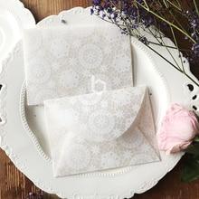 20 יח\חבילה חומצה גופרתית נייר מעטפות, גלויה/מתנת אריזה מעטפת תיק, הזמנה לחתונה מעטפות