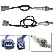 цена на Oxygen Sensor O2 Sensor Front&Rear For Honda Civic 1.7L D17A7 Engine 2001-2005 U1JF