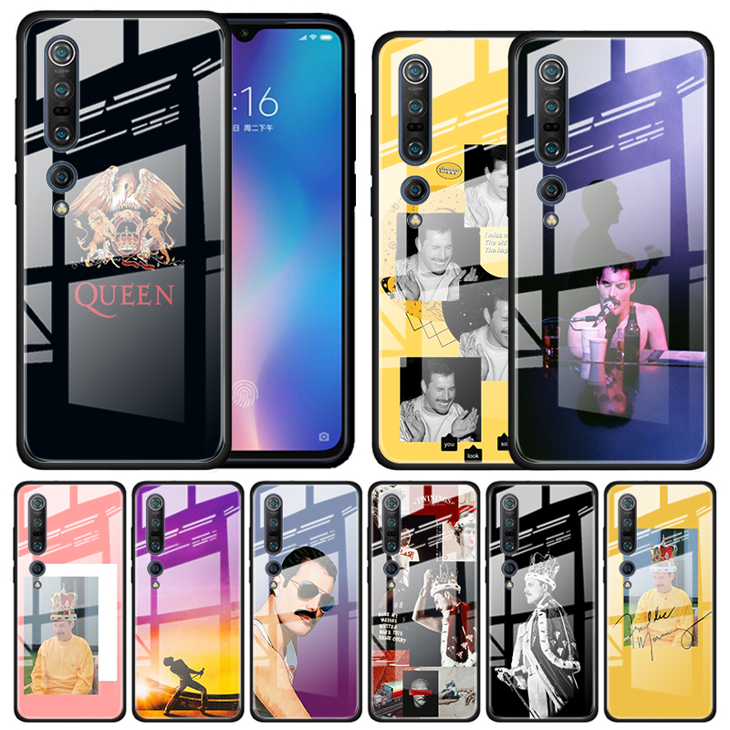 Temperli cam kılıf Coque Apple iPhone 11 Pro MAX X XS MAX XR 6 6S 7 8 artı 6 + 7 + 8 + telefon kapak