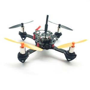 Image 2 - Radiolink F110S Micro FPV Racing Drone Quadcopter CS360 FC R6DSM dla początkujących RC szkolenie zawodowe z kamerą fpv 200mw