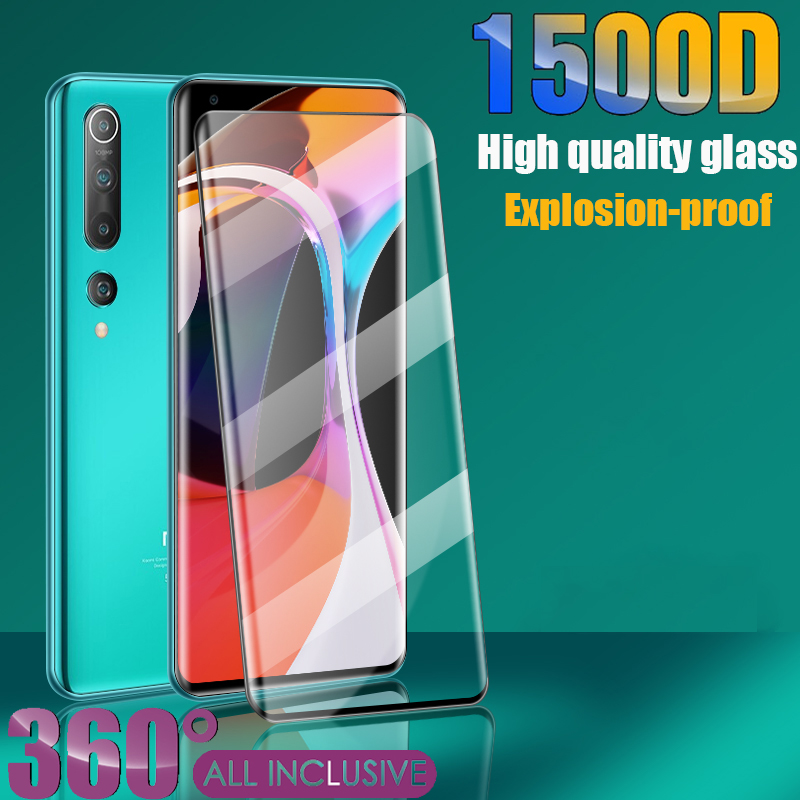 Tempered Glass For Xiaomi Mi 10 Pro Screen Protector Mi 8 9 Lite 5G Mi10 Pro Mi9 Mi 9 Se Mi 9Se Mi 9t Pro Mi9t Note 10 Pro Mix 3(China)