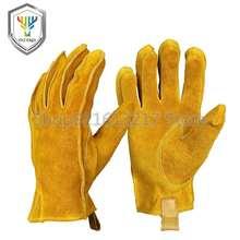 Перчатки OZERO P Мужские механические, мотоциклетные перчатки из натуральной воловьей кожи, A2010
