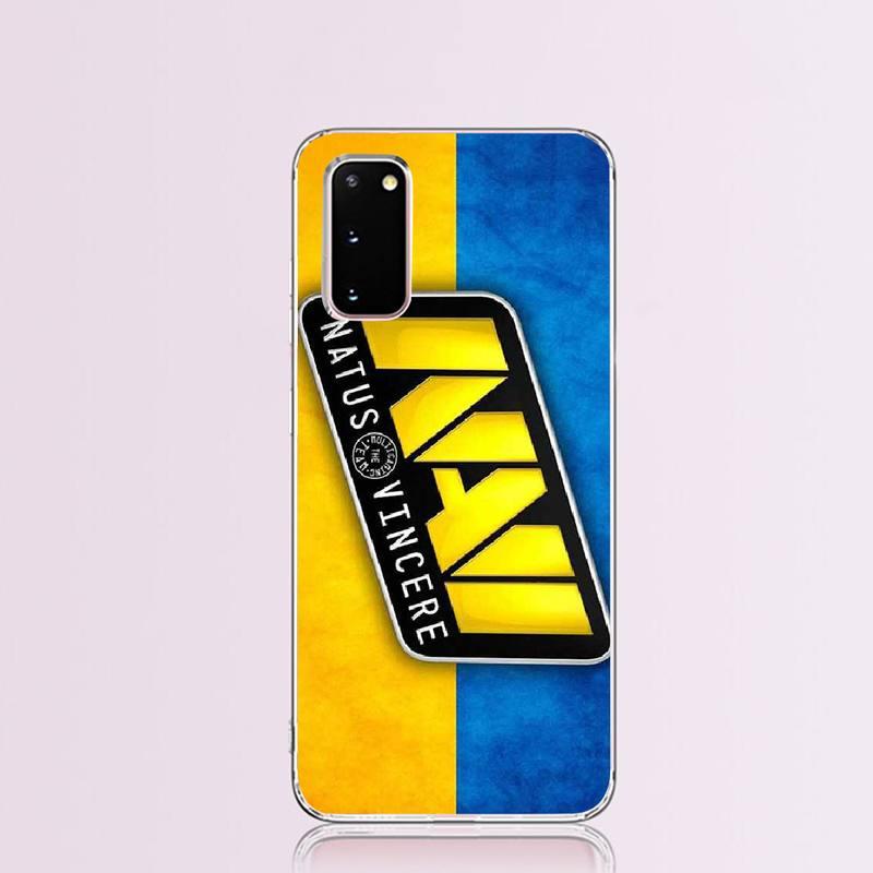 PENGHUWAN Natus Vincere navi DIY Printing Phone Case cover Shell for Samsung S9 plus S5 S6 S7 edge S8 S10 plus