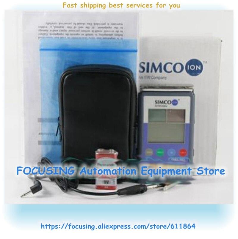 Nuevo medidor de campo electrostático 9V de FMX-003, medidor de prueba electrostático de mano