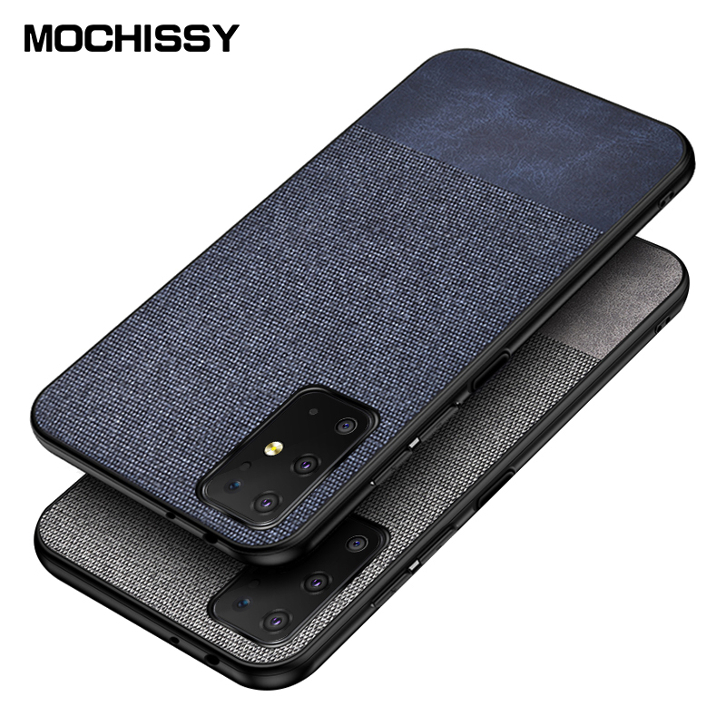 <font><b>For</b></font> <font><b>Samsung</b></font> S20 Plus Ultra <font><b>Case</b></font> <font><b>Shockproof</b></font> Cloth Cover <font><b>For</b></font> <font><b>Samsung</b></font> Galaxy S11 E S10X Note 10 Lite A20 30 50S 90 A51 71 5G <font><b>Case</b></font> image