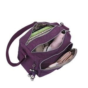 Image 4 - TEGAOTE Small Bags for Women Crossbody Messenger Bag Shoulder Nylon Waterproof Travel Bags Beach Bolsas Feminina Sac A Main
