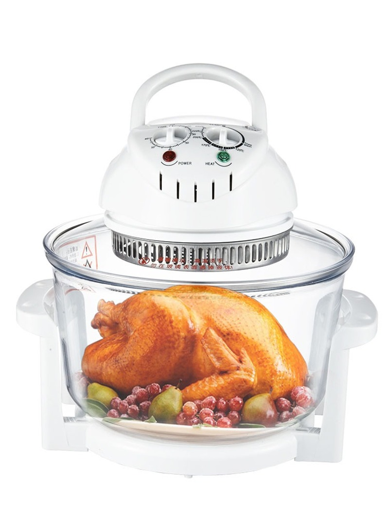 CK A12 12L Air Fryer Convection Oven Home Authentic German No smoke Intelligent Electric Fryer Hot Wave Air Furnace