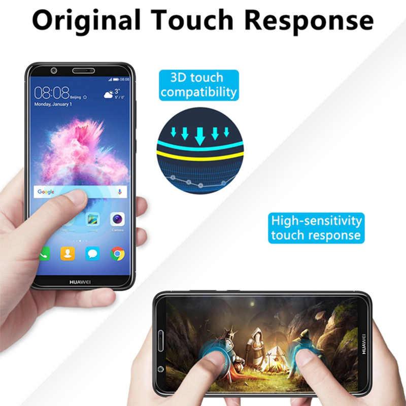 9 960H HD 保護 Huawei 社の Y5 ii Y6 プロ 2017 Y3 2018 Y7 首相スクリーンプロテクター huawei 社 1080p スマートプラス Y6 ii Y3 ii