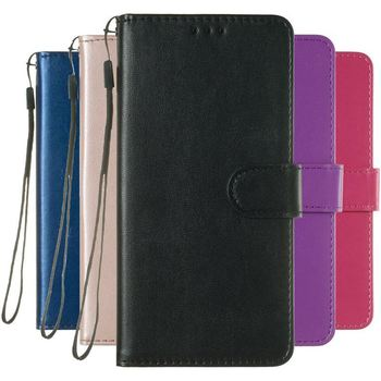 Перейти на Алиэкспресс и купить Чехол-книжка для Sony Xperia 10 L1 L2 L3 X XA XA1 Plus XA2 XA3 Ultra XZ XZ1 Compact XZ2 Premium XZ3 XZ4, чехол-кошелек DP01D