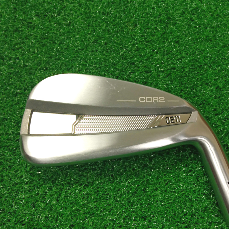 Golf Clubs 0211 COR2 Golf Irons 4-9WGS 9pes Graphite Or Steel Shaft With Head Cover Free Shipping