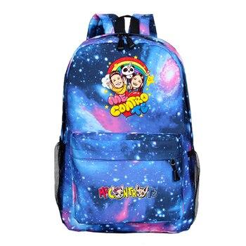 Anime Me contro Te Monster Bolsa Escolar Ash Ketchum/mochila mochilas escolares para...