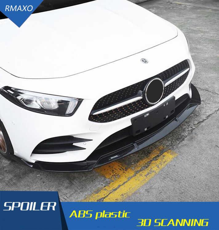 Decorazioni per fanale anteriore in ABS cromato per classe A A180 A200 W177 2019