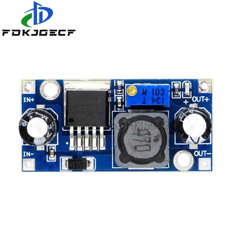 1 шт. DIP DC DC понижающий преобразователь понижающий модуль LM2596 выход питания 1,25 В 30 в|Интегральные схемы|   | АлиЭкспресс