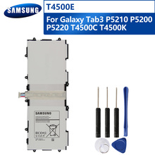 Samsung Original T4500E Battery For Samsung GALAXY Tab3 P5210 P5200 P5220 T4500C T4500K Replacement Tablet Battery 6800mAh original samsung t4500e tablet battery for samsung galaxy tab3 p5210 p5200 p5220 6800mah