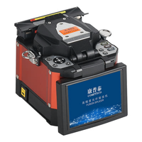 A 80S Orange Automatic Fusion Splicer Machine Fiber Optic Fusion Splicer Fiber Optic Splicing Machine