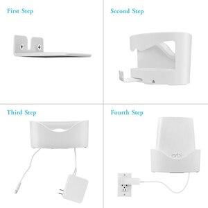 Image 4 - Stanstar montagem de parede para netgear orbi ac2200 (rbk23) sistema de wifi de malha doméstica, suporte de parede resistente,