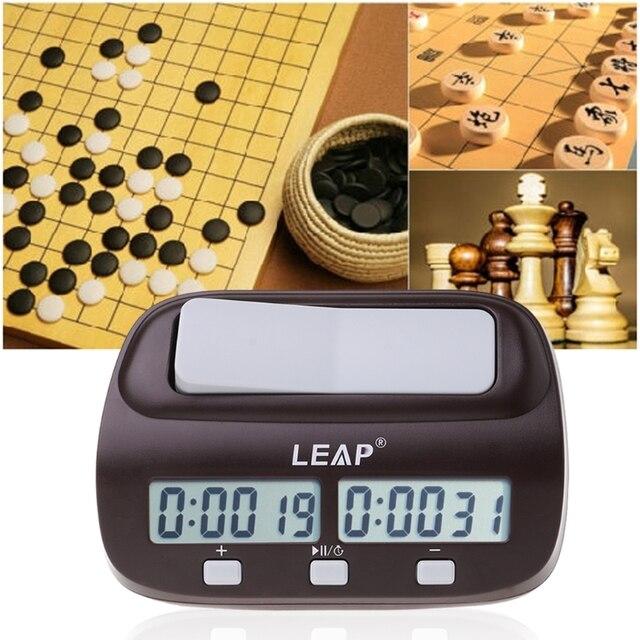 Pendule Numérique d'échecs Contemporain d'échecs  et go avec Alarme 3
