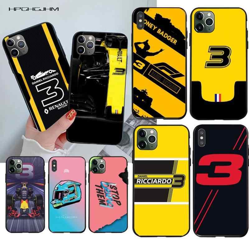 Coque souple noire pour iPhone, compatible modèles 6, 6S Plus, 7 ...
