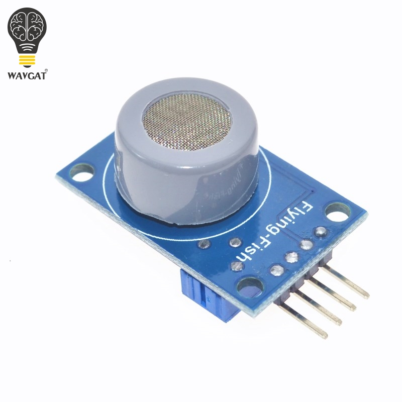 Smart Elektronik 1 stücke MQ9 MQ 9 MQ-9 Rauch Verflüssigtes Brennbaren Methan Gas Sensor Modul für Arduino Diy Starter Kit
