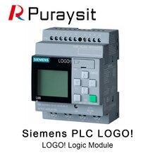 New LOGO 12/24RCE Logic Module 6ED1052-1MD08-0BA0 full replace 6ED1052-1MD00-0BA8 8 DI (4AI)/4 DO Original