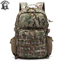 25L Outdoor Tactical Backpack Military Army Bag Rucksack Men Camping Tactical Backpack Hiking Sports Molle Pack Climbing Bags