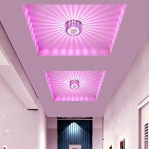Led-Downlight Led-Lamp-Spot Living-Room Led-Bulb Party-Decoration-Lamp Recessed 110V