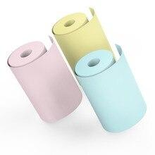 PAPER Peripage-Pocket-Printer Self-Adhesive-Sticker for And P1/P2 Mini 6-Rolls