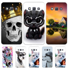 FOR Case Samsung Galaxy A3 2015 A300 A300F Cover Silicon TPU Funda For Cat Coque Phone Cases