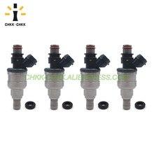 CHKK-CHKK 23209-74060 23250-74060 Renovation fuel injector for TOYOTA NA CELICA ST16* 1987~1989 CAMRY SV2*,VZV21 1986~1991 2.0L цена и фото