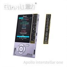Новый Qianli Apollo 6 в 1 восстановления обнаружения устройства для Macbook 11 Pro Max XR XSMAX XS 8P 8 7P 7 True Tone Батарея гарнитура полоса для ремонта