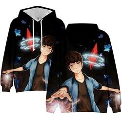 Hot Design New Tower of God Anime Print 3D Hoodie Casual Men/Women 3D Sweatshirt Harajuku Pullover Hoody Jackets Tops
