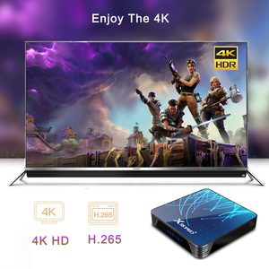 Image 4 - RK3368 PRO Octa Core TV BOX Android 9.0 4 go RAM MAX 128 go ROM TV Box USB3.0 Google Assistant vocal lecteur multimédia 32G/64G