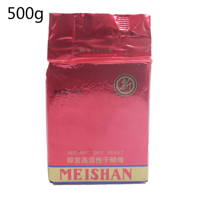 500g Bread Yeast High Active Dry Yeast High Sugar Instant Yeast Baking Supplies