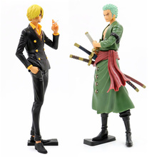 One Piece Grandista Roronoa Zoro Action Figure 1/6 scale painted figure The Grand Line Men Sanji PVC figure Toys Brinquedos
