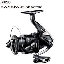 NEW 2020 Original SHIMANO EXSENCE BB Saltwater Spinning Fishing Reels C3000MHG 3000MHG 4000MHG 4000MXG 5+1BB Fishing Wheel