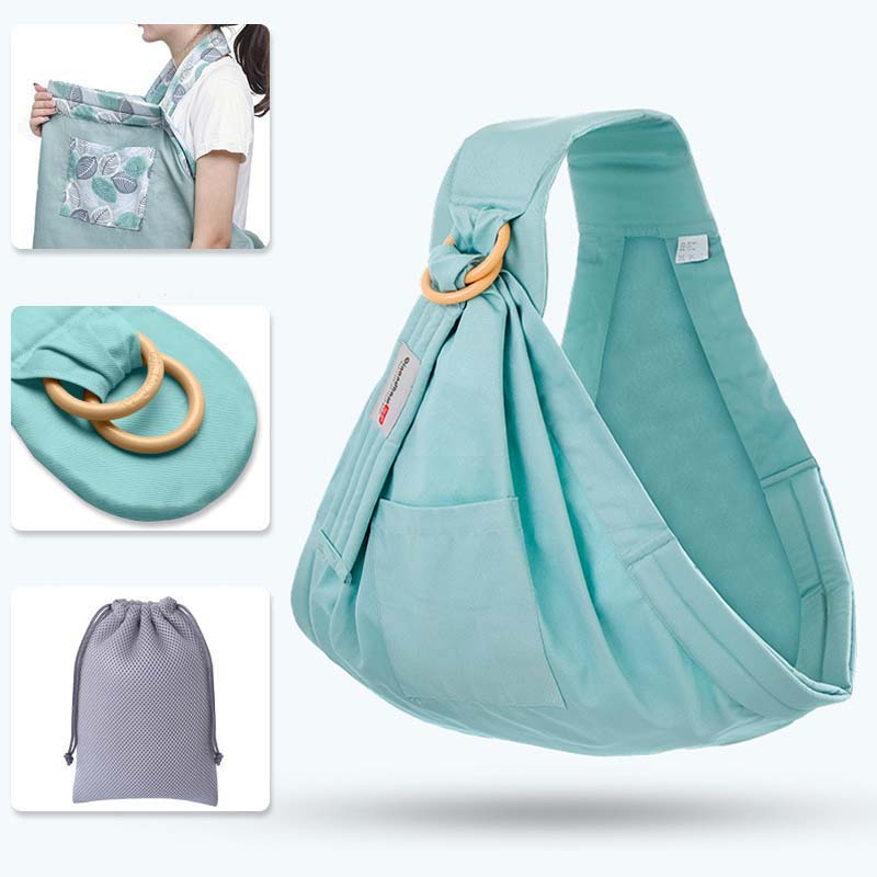 Baby carriers Backpacks belt Baby's back towel Breast-feeding towel Four season Multi-functional  Mesh and cloth style