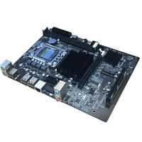 Main Stable Integrated Large Memory Capacity Multi Slots Desktop Computer Motherboard Dual Channel Powerful For LGA 1366 DDR3