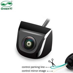 Image 1 - 170 grad Sternenlicht Nachtsicht Sony/CCD Fisheye Objektiv Auto Reverse Backup Rückansicht Kamera Für Fahrzeug Monitor Android DVD