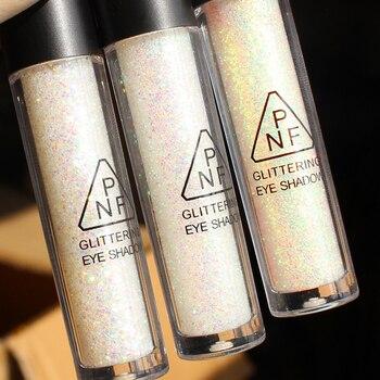 Mermaid Maquiagem Glitter Eyeshadow Gel Makeup Glitter Eye Liquid Pigments Eye Shadow Gel For Face Highlighter Body Hair Beauty 1