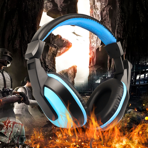 Image 5 - kebidu New arrival Game Headphones Stereo Type Noise canceling Hot for Computer PC Gamers Adjustable Headset With Mic Wholesale