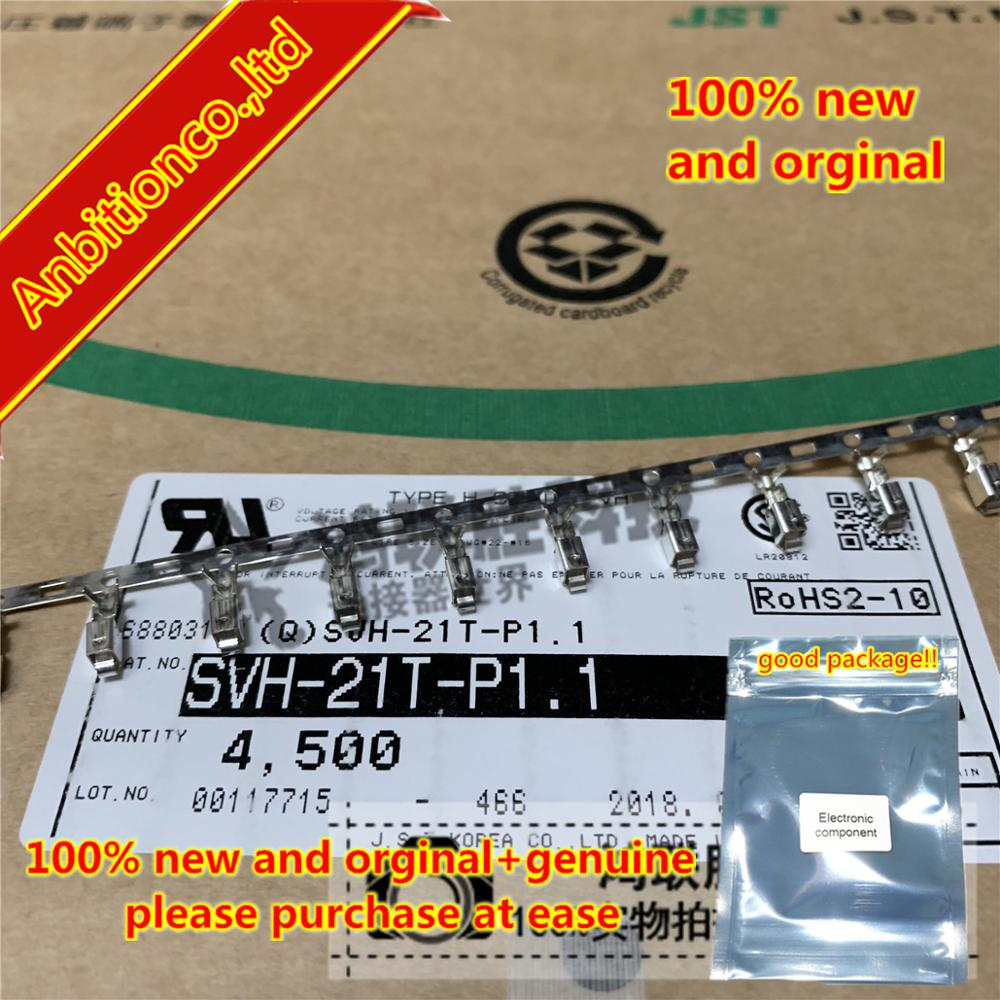 10-100pcs 100% New And Orginal Pressing Terminal SVH-21T-P1.1 In Stock