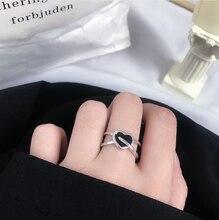 Япония и Южная Корея; Модная женская кольцо Ретро тайский серебряный