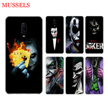 Batman Joker Dark Black Knight Phone Back Case for OnePlus 7 Pro 6 6T 5 5T 3 3T 7Pro Art Gift Patterned Customized Cover Coque C