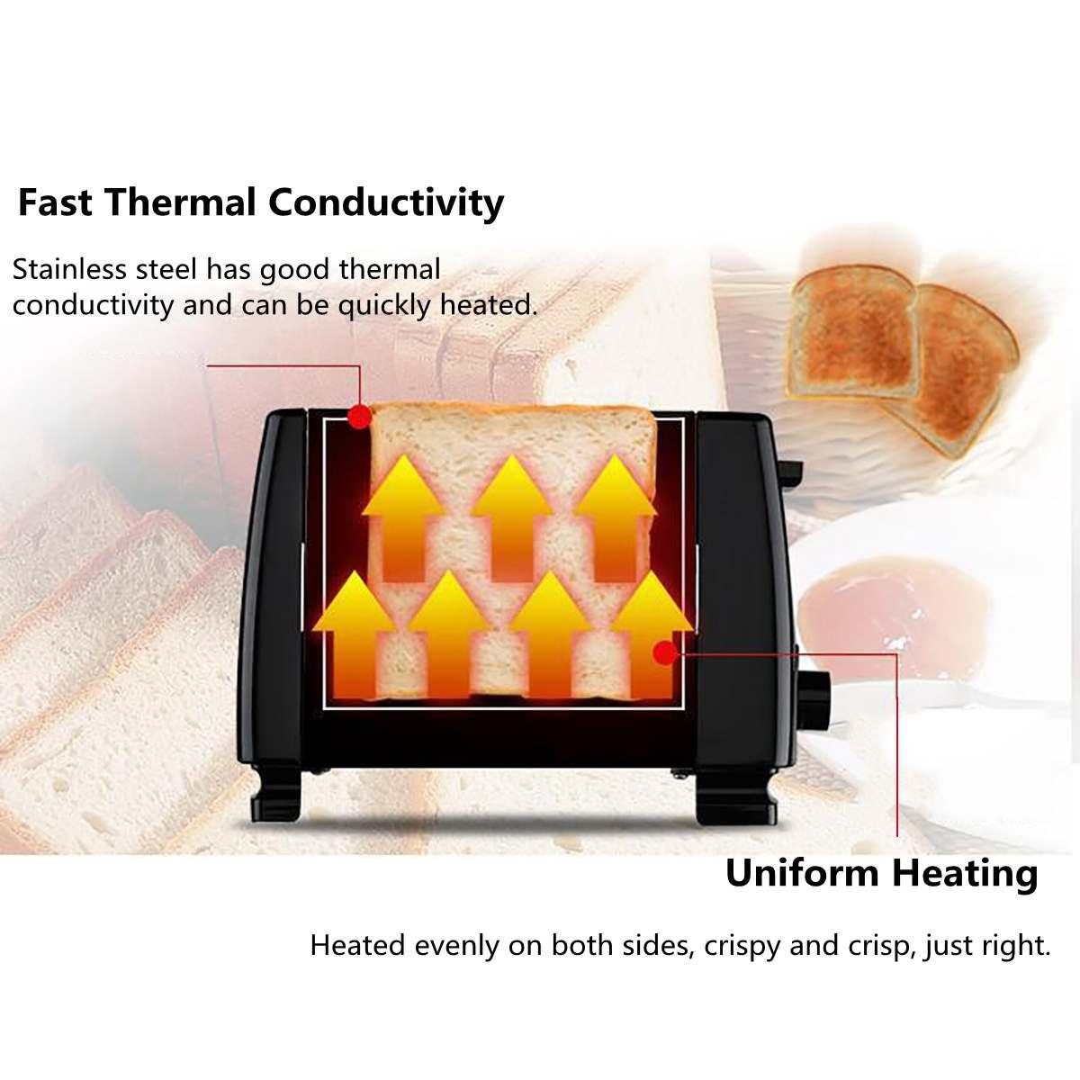torradeira forno cozimento automático rápido aquecimento pão
